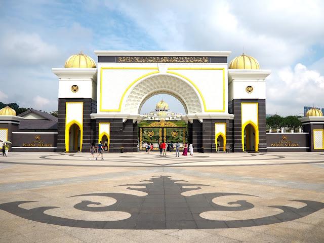 National Palace, Kuala Lumpur, Malaysia