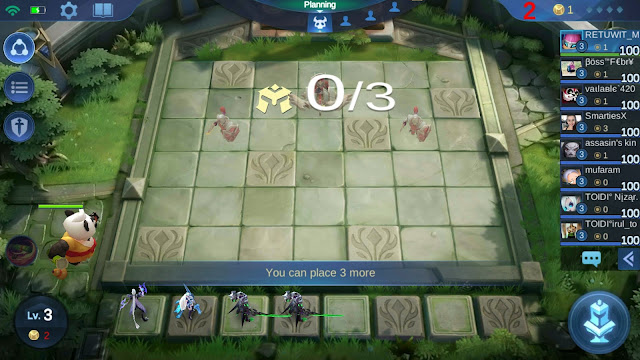Magic Chess Mobile Legends Game di Dalam Game Auto Ketagihan