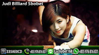 Judi Billiard Sbobet
