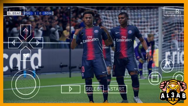 تحميل لعبة فيفا FIFA 2020 لاجهزة PSP بحجم صغير من الميديا فاير