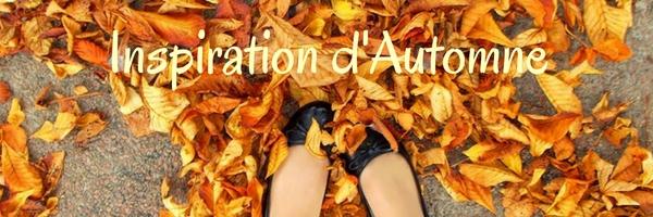 Inspiration d'automne...