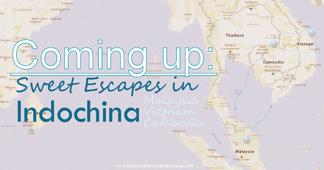 Sweet Escapes in Indochina
