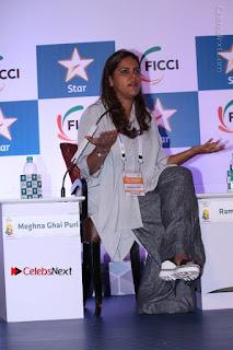 Ekta Kapoor Anurag Kashyap & Ramesh SippyAt at FICCI FRAMES 2017  0086.JPG