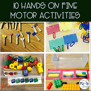 10 Hands On Fine Motor Activity Ideas