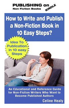 Steps to writing and publishing a book
