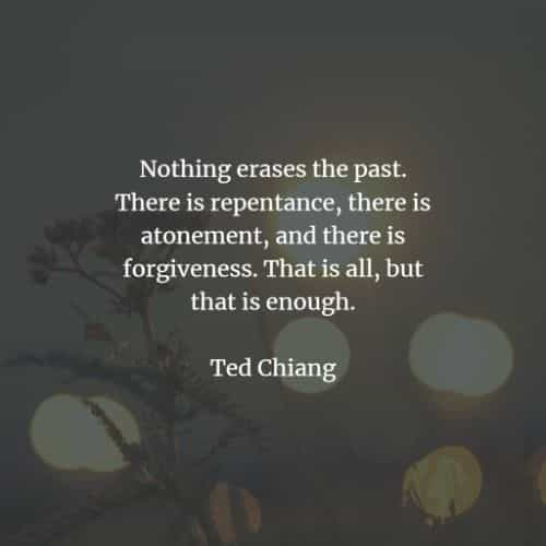 Forgiveness quotes and sayings from famous people