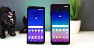 Inilah 3 Cara Efektif Screenshot Samsung Galaxy A8 dan A8 Plus