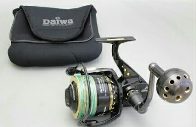 Reel Daiwa Saltiga 6500H Dogfight