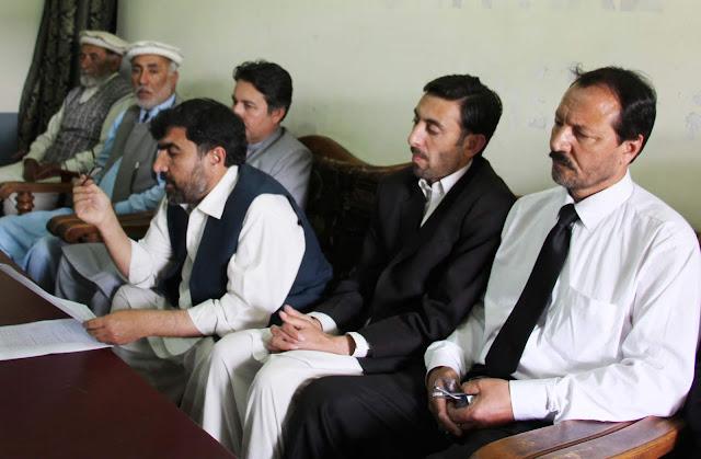 PTI Chitral president Abdul Latif asks MNA Abdul Akbar Chitrali to apologize for threatening Kalash community