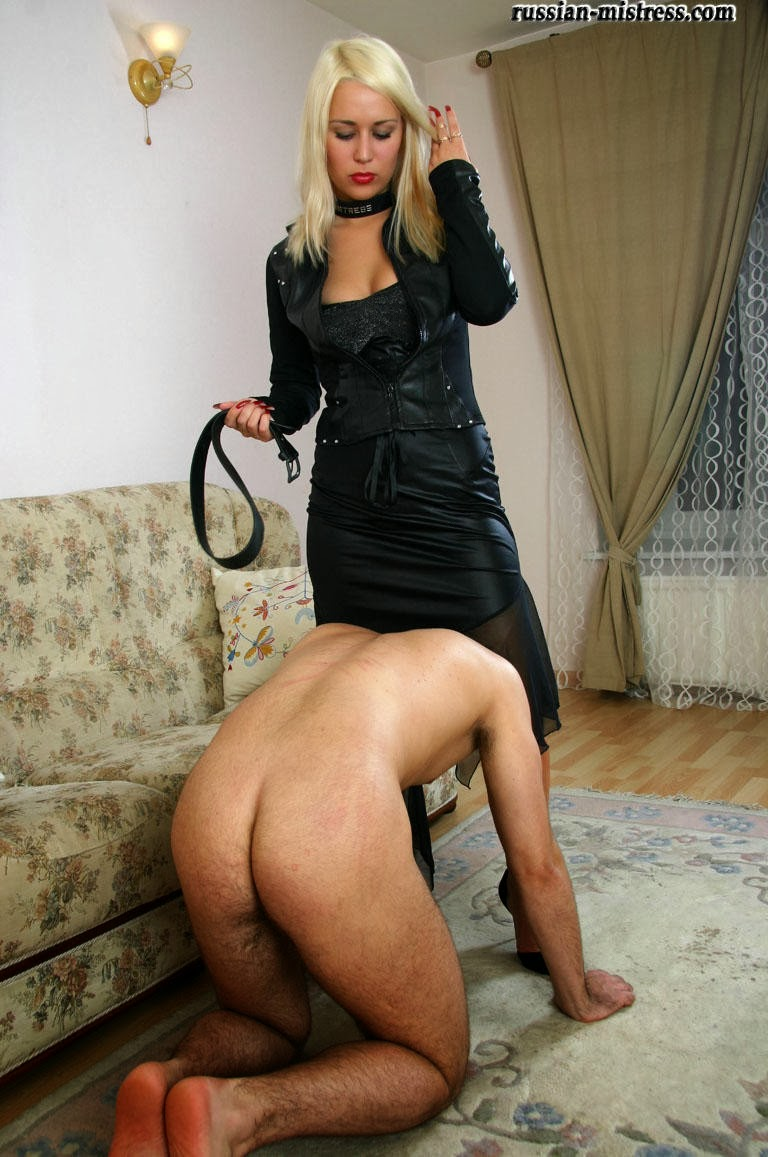 Punishment female domination