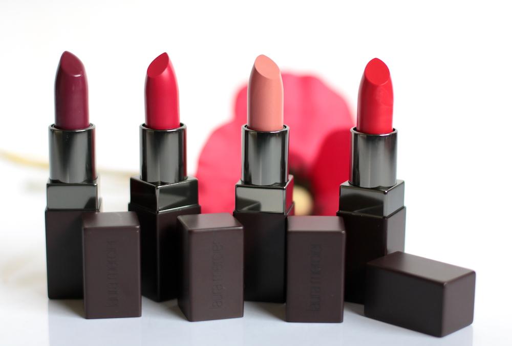 laura mercier velour lovers lip colour rouge à lèvres mat avis test swatch