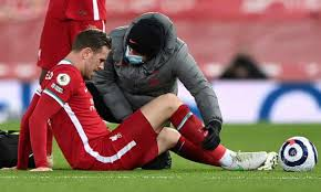 Liverpool captain Jordan Henderson set to miss five weeks of football action after operation
