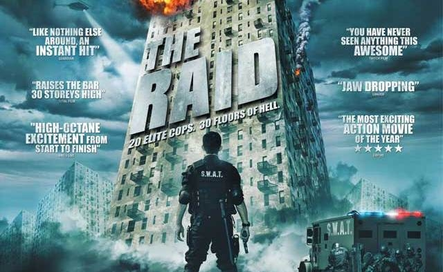 The Raid: Redemption (2011) Bluray