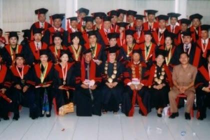 Pendaftaran Mahasiswa Baru (STT Injil Bethsaida) 2021-2022