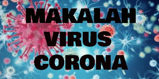 Makalah Virus Corona