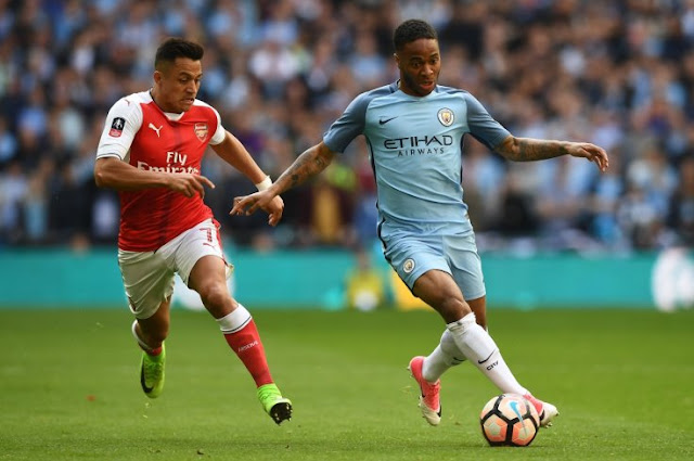 Manchester City include Raheem Sterling in latest offer for Arsenal forward Alexis Sanchez