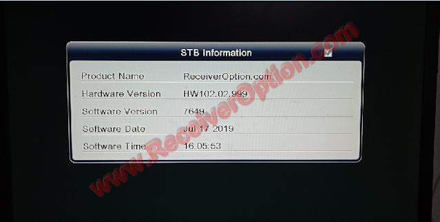 ALI3510C BOARD TYPE HD RECEIVER ORIGINAL DUMP FILE