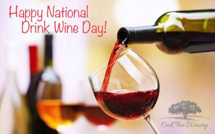 National Drink Wine Day Wishes for Instagram