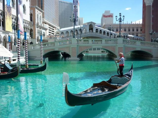 """""""Venetian Las Vegas"""" - atrações em Las Vegas"""
