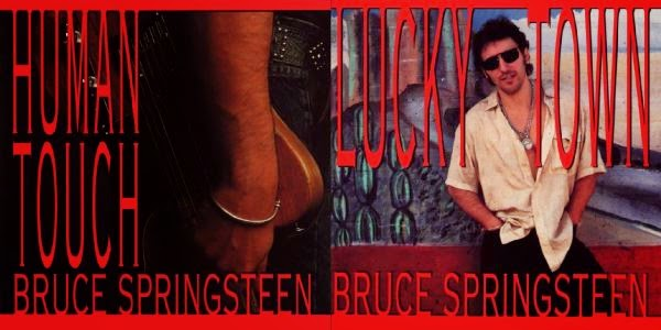 Bruce Springsteen - Human Touch και Lucky Town