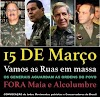 Estadão reporta: Bolsonaro convoca manifestações contra o Congresso