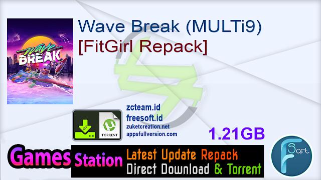 Wave Break (MULTi9) [FitGirl Repack]
