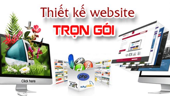 Thiết kế website chuyên nghiệp chuẩn seo giá chỉ 500k