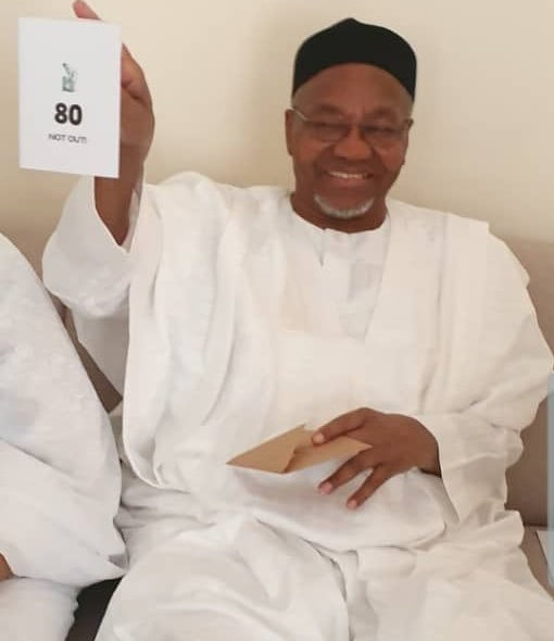 '80-Year-Old Buhari's Nephew, Mamman Daura Is An Inspiration For Youths' - Garba Shehu