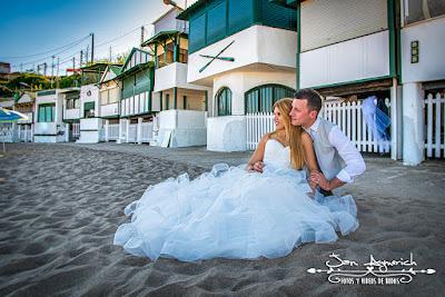 fotos bodas playa