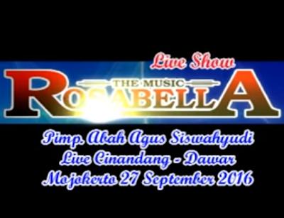 Lagu Om Rosabella Lengkap