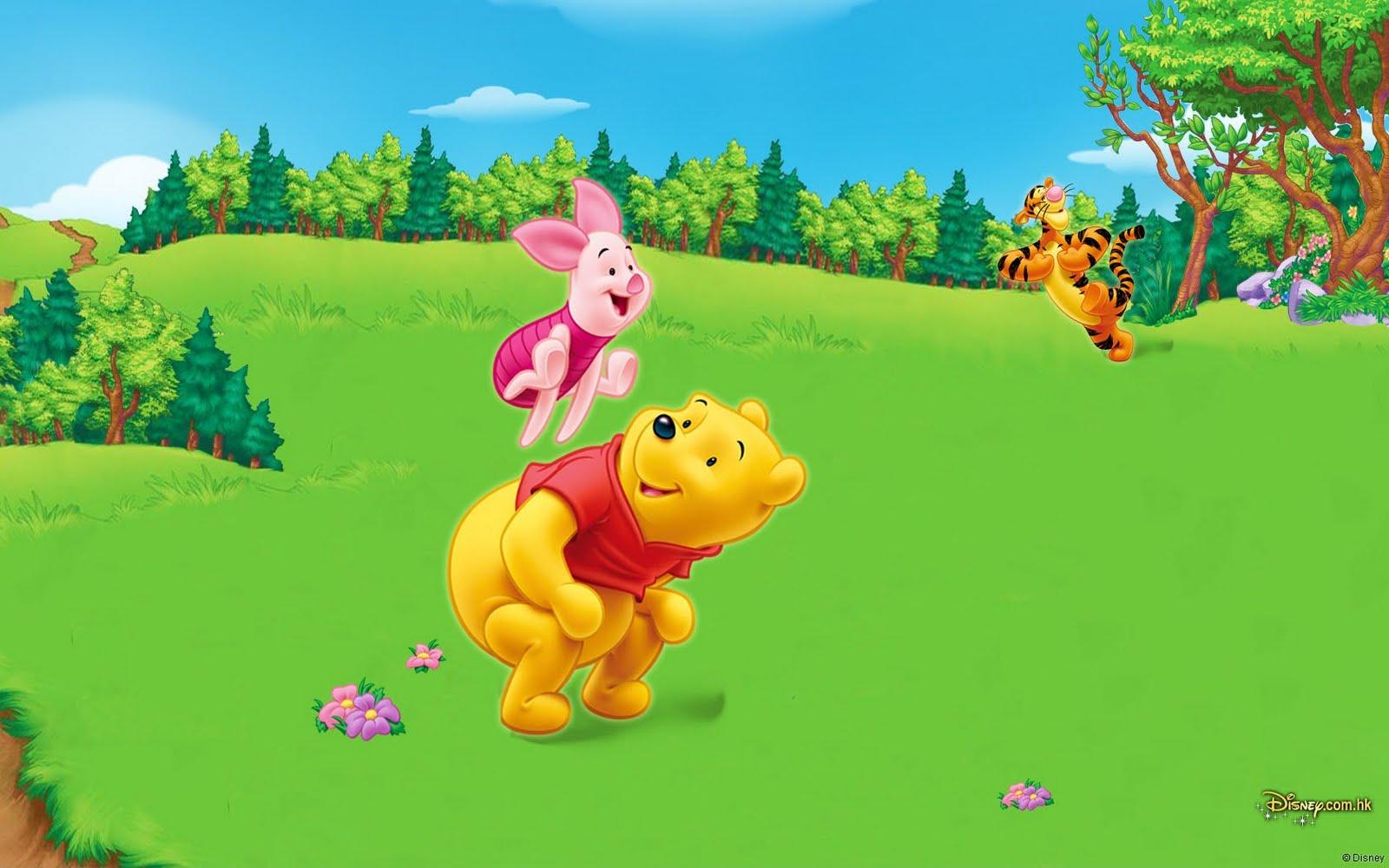Wallpaper Winnie The Pooh: Wallpapers Photo Art: Winnie The Pooh Wallpaper, HD Wallpaper