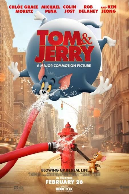 Tom & Jerry (2021)