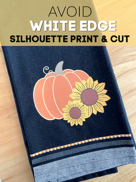 silhouette 101, silhouette america blog, print and cut, printable heat transfer paper, cameo 4