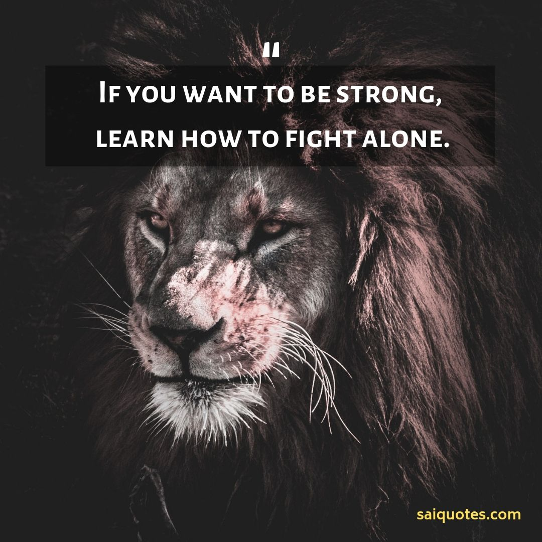 Sai Quotes: Strong Quotes