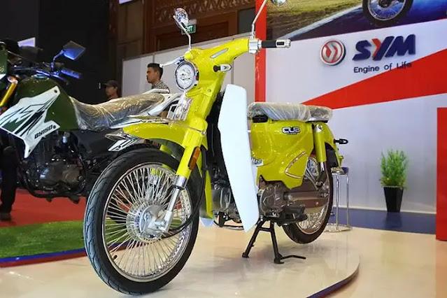 Motor Bebek Klasik Baru yang Banyak dicari