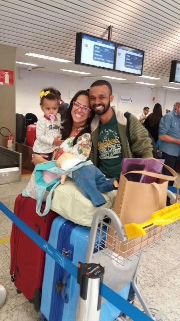 Dicas para viagens de avião com bebês