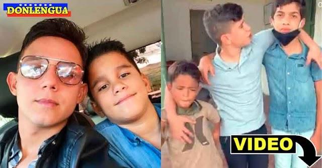 EJEMPLO | Gliomar Contreras y su noble labor con los niños de la calle