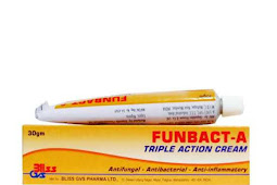 Funbact A Triple Action Cream Review