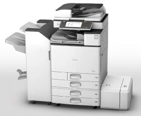 Le nouveau Ricoh Aficio MP C3003SP - le remplacement du très populaire photocopieur Ricoh Aficio MPC3002AD