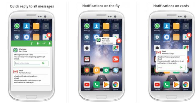 nbubble notification apk free download