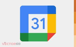 Google Calendar New 2020 Logo - Download Vector File AI (Adobe Illustrator)