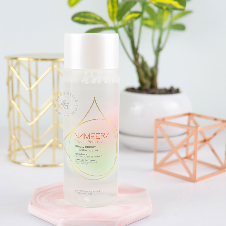 Review Nameera Micellar Water