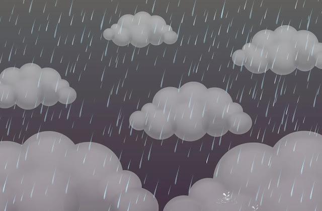 أمطار المدينة المنورة و محافظة ينبع