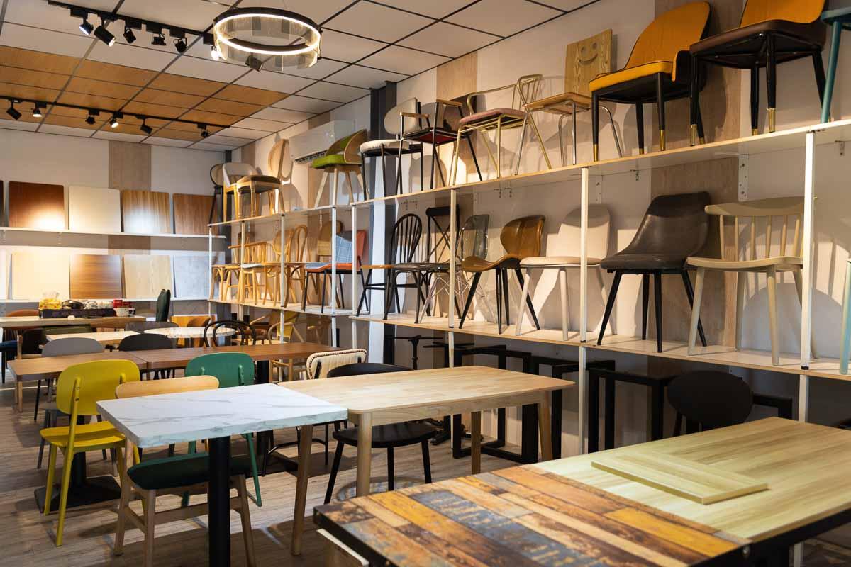 綻呈餐具餐桌椅專賣店