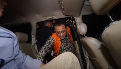 Penangkapan Ketua DPD Irman Gusman