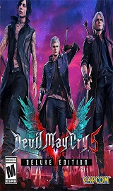 51515c571e2053f8bf2f37d09974b01a - Devil May Cry 5 Deluxe Edition + 19 DLCs