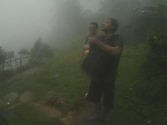 Kabut Baturraden