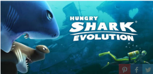 Hungry Shark Evolution Mod Apk Unlimited Money