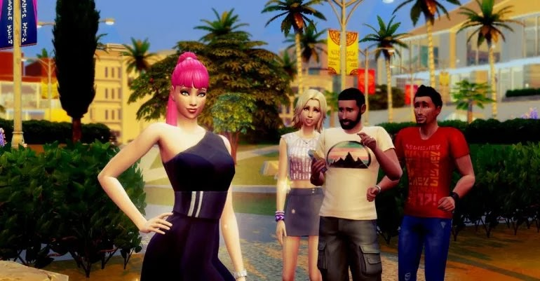 How to hire a purge of fame in The Sims 4: Get Famous!