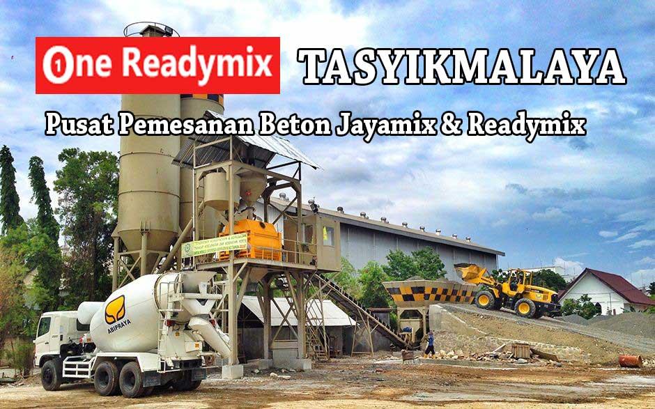 harga beton jayamix Tasyikmalaya 2019